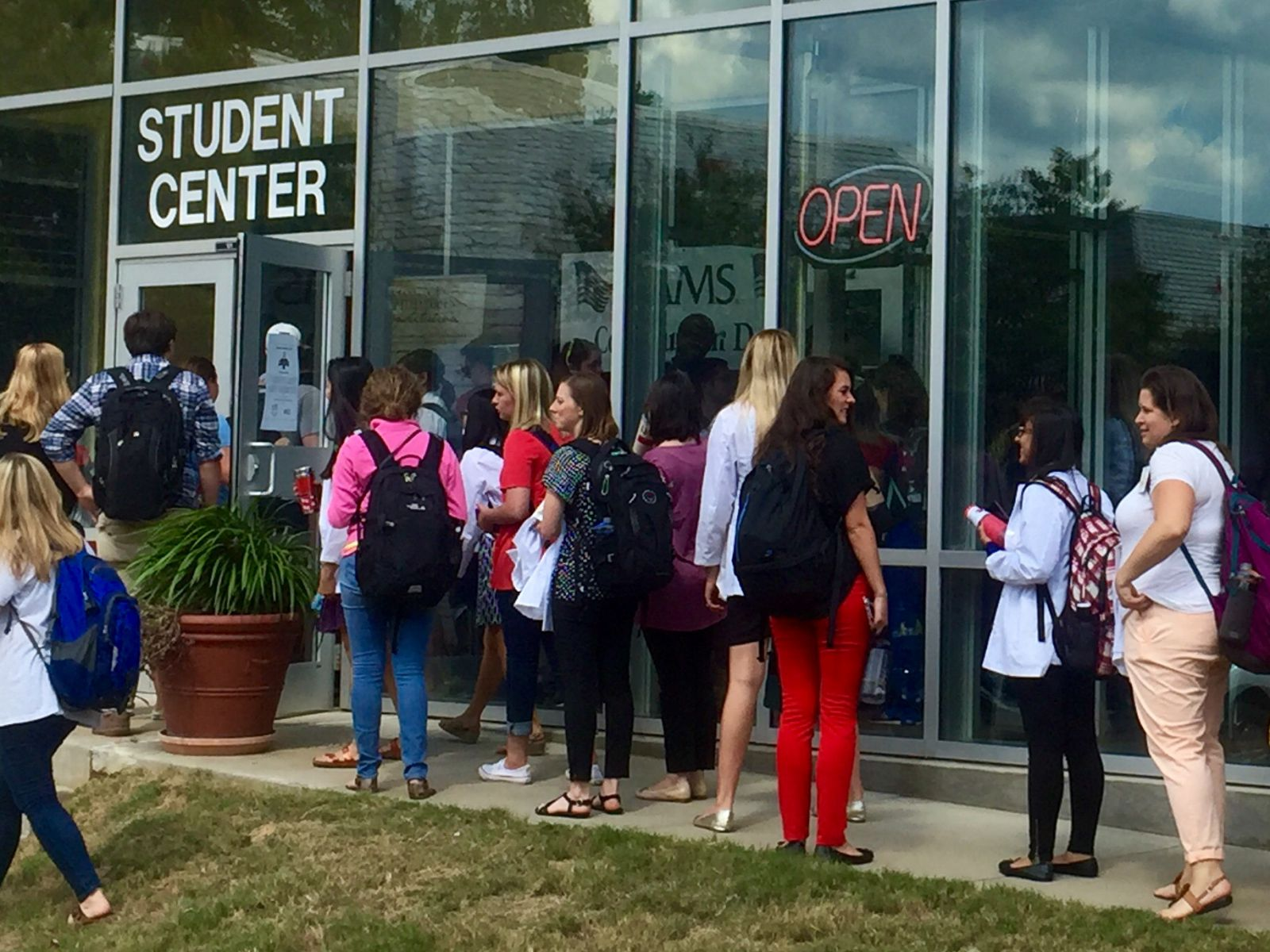 UAMS Student Center Grand Opening